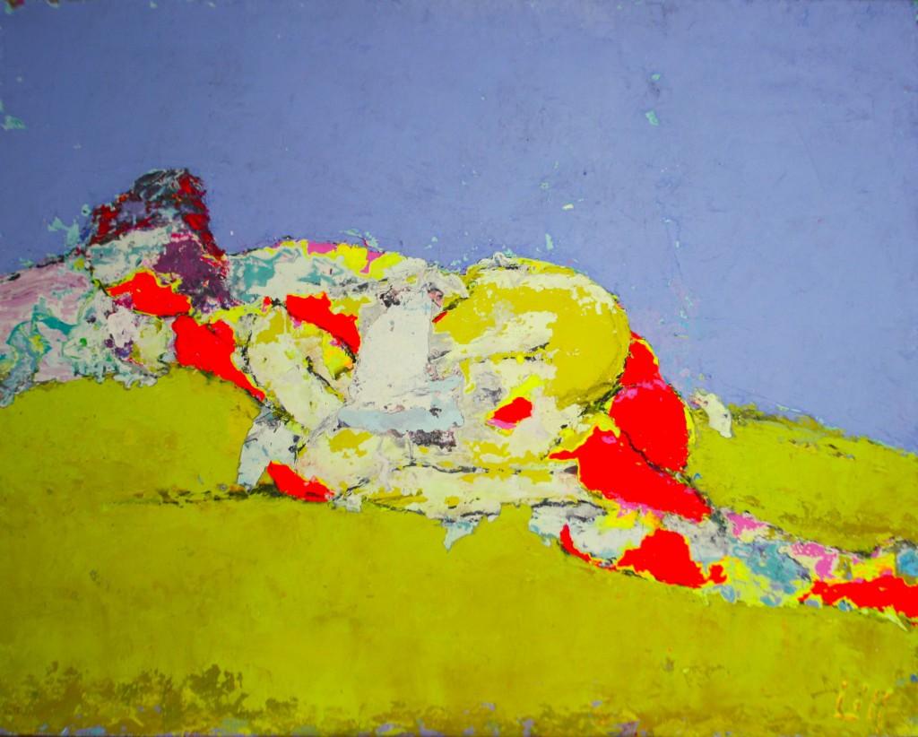 Ado Lill tähistab näitusega 85. sünnipäeva | Kunst | ERR